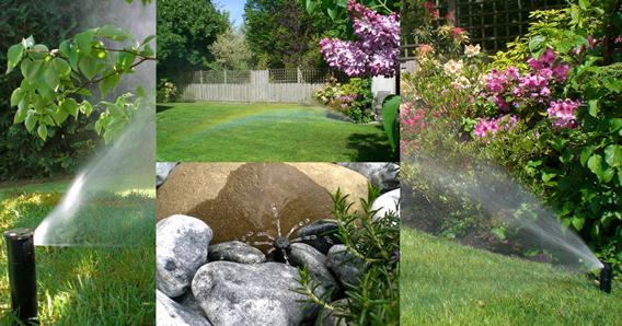 Les produits en image for Arrosage jardin automatique